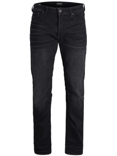 jjimike jjoriginal jos 697 i.k noos 12158613 jack & jones jeans black denim