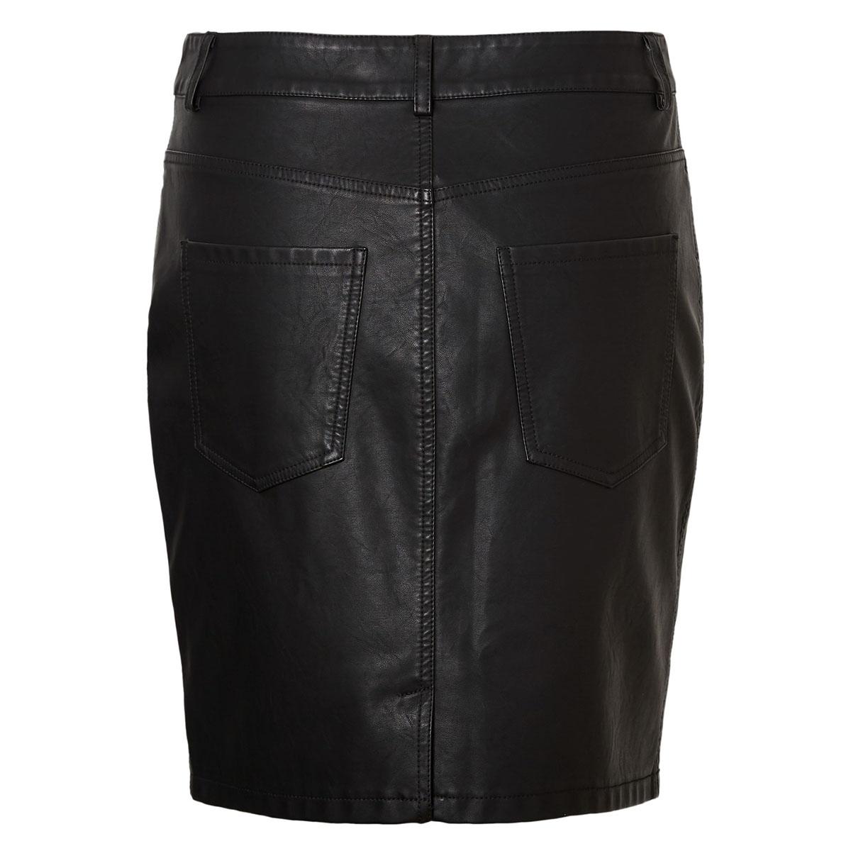 nmbelexi rebel skirt noos 27008914 noisy may rok black