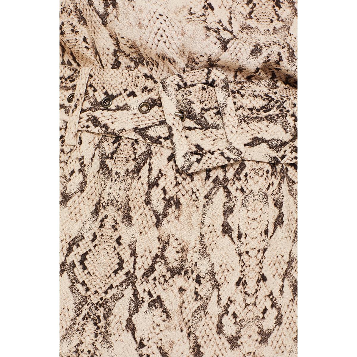 jumpsuit met slangenprint 089eo1l002 esprit collection jumpsuit e240