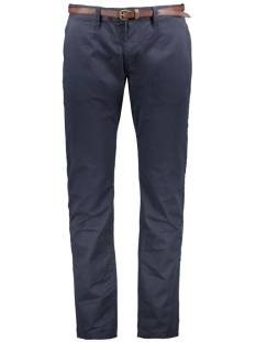 Tom Tailor Broek TRAVIS REGULAR CHINO MET RIEM 1007867 XX10 11914
