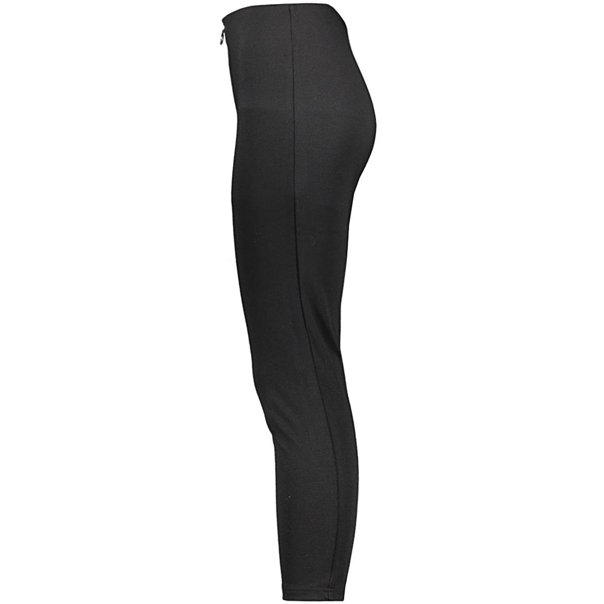 vmcisse hw ankle pant jrs 10220254 vero moda broek black