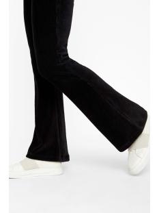 pciroa hw flared pants d2d 17100729 pieces broek black