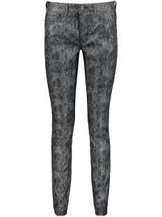 Mac Broek DREAM SKINNY 5402 00 0355 923B SNAKE DARK GREY