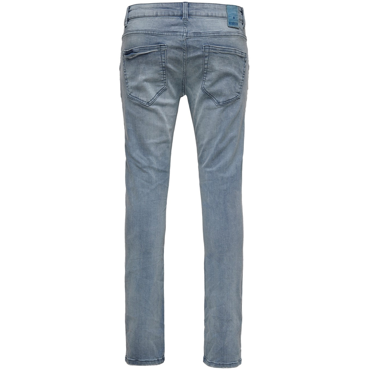 onsloom blue grey pk 3627 noos 22013627 only & sons jeans grey denim