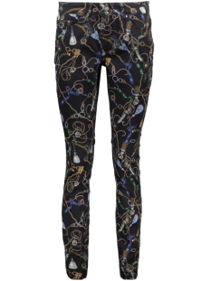 Mac Broek DREAM SKINNY 5402 00 0355 921B CHAIN PRINT