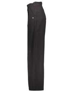 zwarte broek met wijde pijpen i90119 garcia broek 60 black