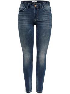 jdycarola skinny reg sup str mb dnm 15182653 jacqueline de yong jeans medium blue denim