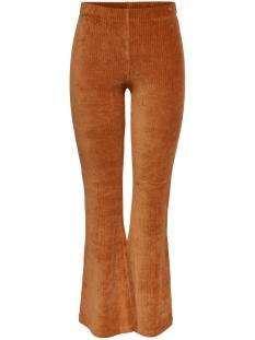 Only Broek ONLFENJA FLARED PANT JRS 15187969 Ginger Bread