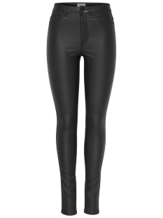 Only Broek ONLROYAL HW SK ROCK COATED PIM NOOS 15159341 Black