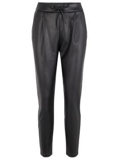 VMEVA MR LOOSE STRING COATED PANT 10205737 Black