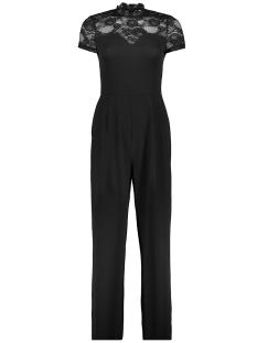 onlmonna s/s mix jumpsuit jrs 15189689 only jumpsuit black