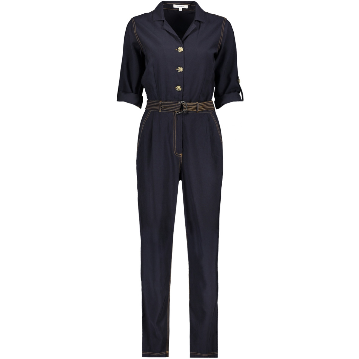 denim jumpsuit h90283 garcia jumpsuit 292