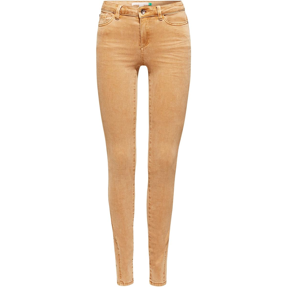 shaping broek met gewassen look 099ee1b019 esprit jeans e230