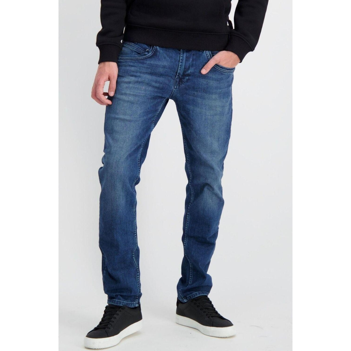 henlow regular fit 76738 cars jeans 03 dark used