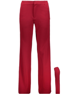 10 Days Broek PANTS 20 047 8103 DARK RED