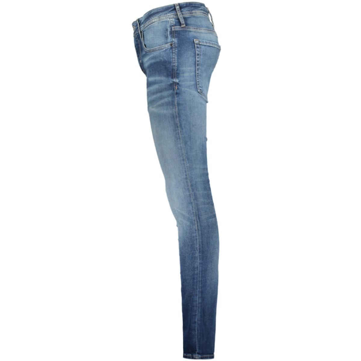 jeans tapered ozzy mmdt00198 antony morato jeans 7010 blue denim