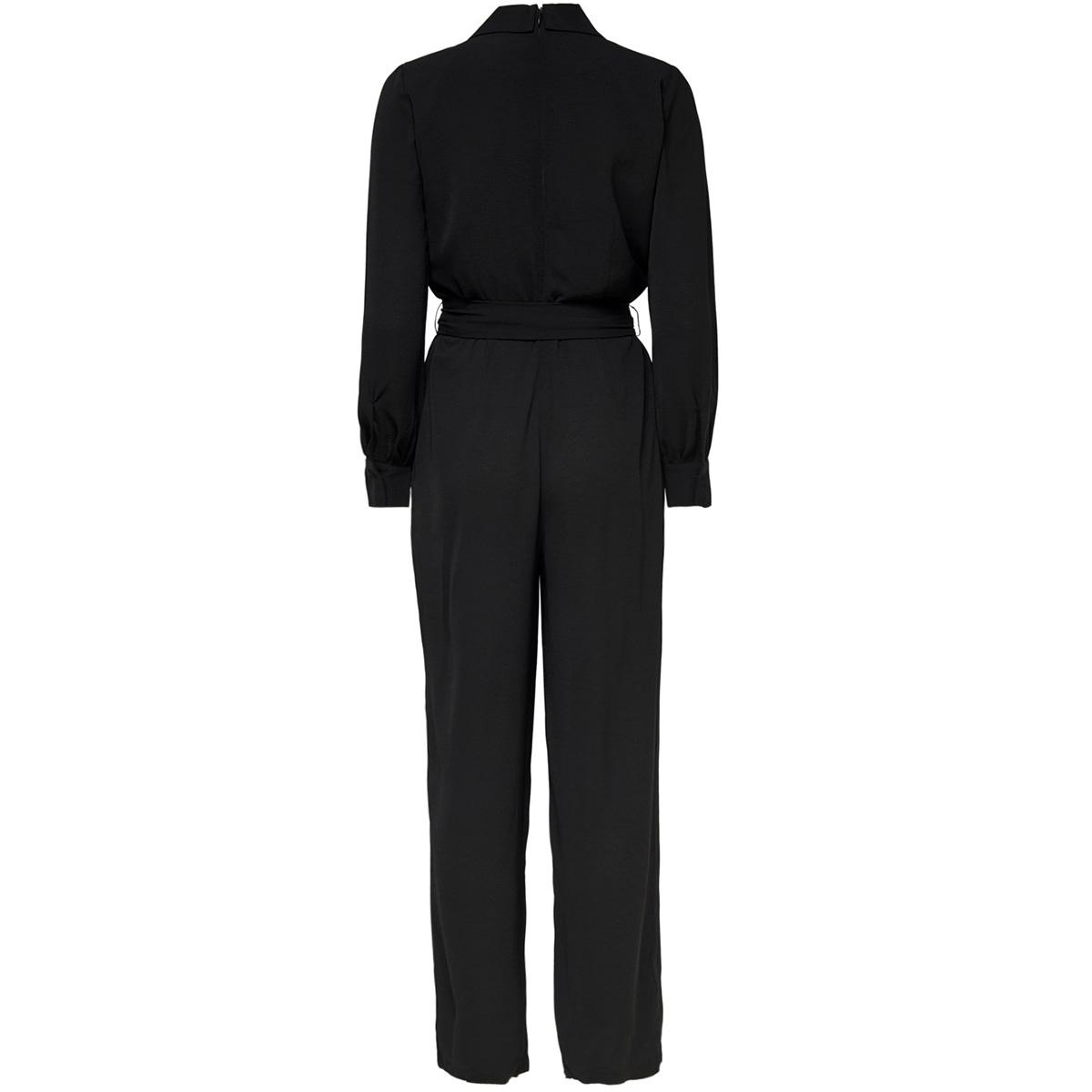 onltalia-mone  l/s jumpsuit pnt 15187651 only jumpsuit black
