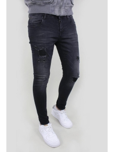 Gabbiano Jeans ULTIMO 82655 BLACK DESTROYED