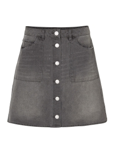 Noisy may Rok NMDEBBIE NW SHORT DNM SKIRT JT070DG 27009772 Dark Grey Denim