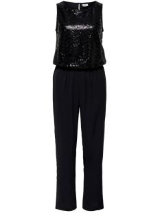 jdypatti s/l jumpsuit wvn exp 15197555 jacqueline de yong jumpsuit black/black sequins