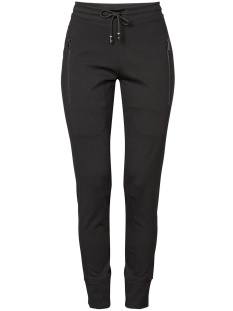 pants zip elastic waist 91815 10 geisha broek 000999 black