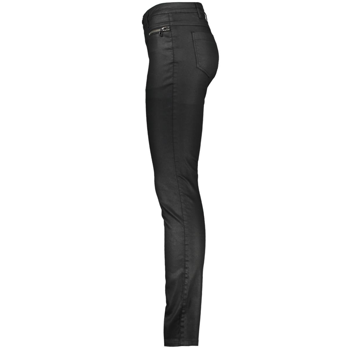 pants coated 91804 geisha broek black