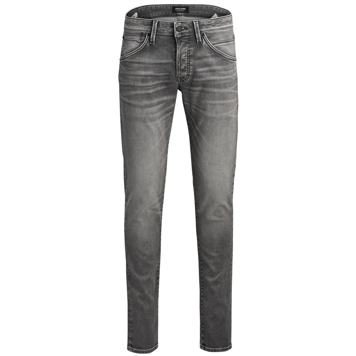 jjiglenn jjoriginal jos 800 i.k 12163486 jack & jones jeans black denim