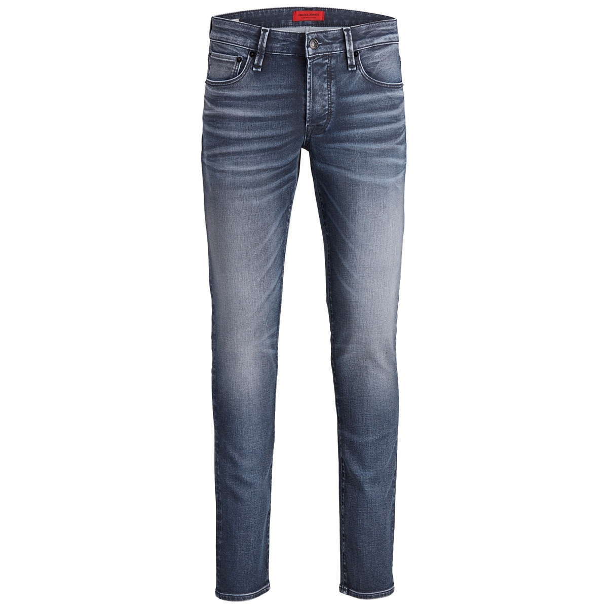 jjiglenn jjoriginal jos 801 i.k jack & jones jeans blue denim