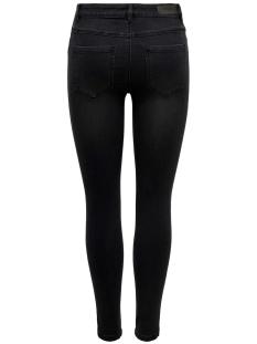 onlroyal reg sk ank tape jeans bj14 15187038 only jeans black