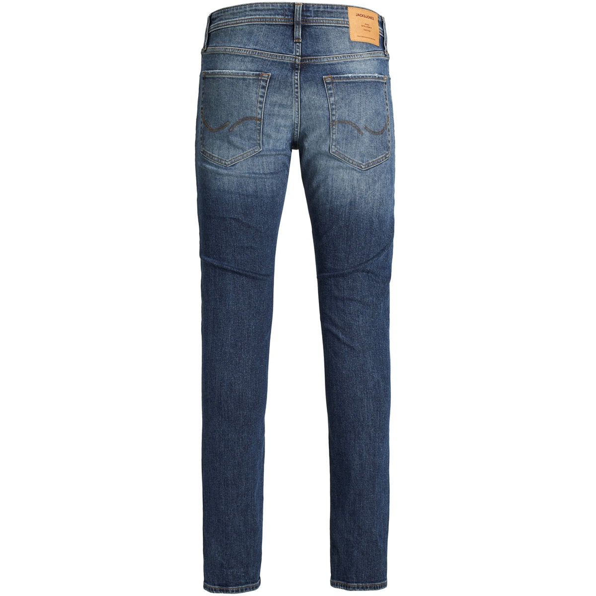 jjiglenn jjoriginal am 918 sts 12161087 jack & jones jeans blue denim