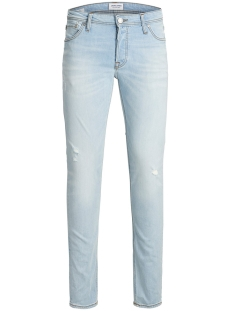 jjiglenn jjoriginal am 916 sts 12161083 jack & jones jeans bleu denim