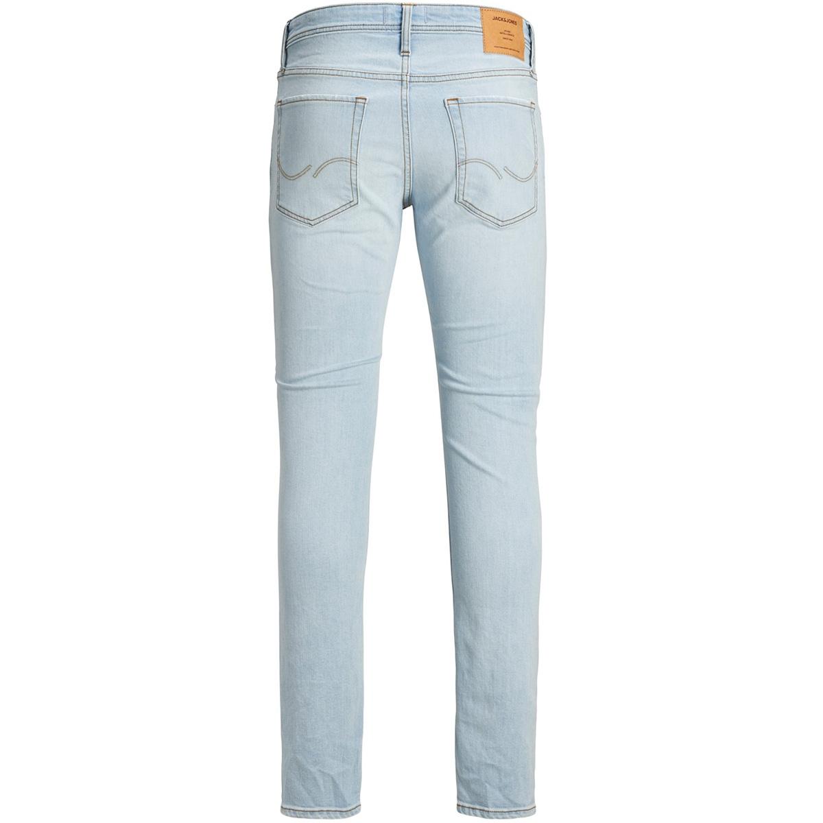 jjiglenn jjoriginal am 916 sts 12161083 jack & jones jeans bleu denim