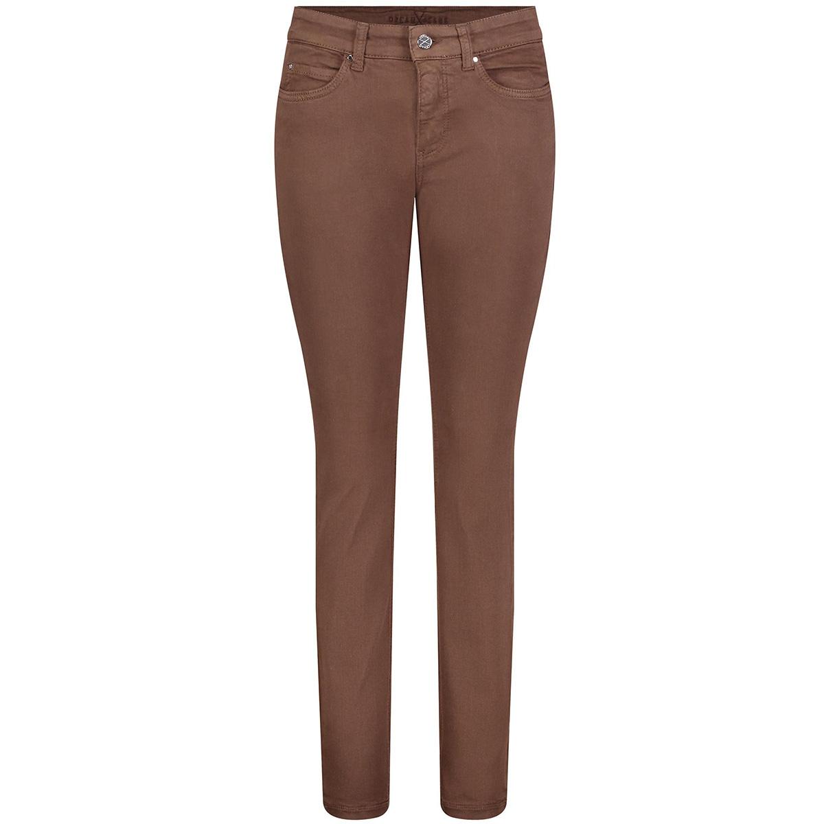 dream skinny 5402 00 0355l mac broek 278r ginger brown pp