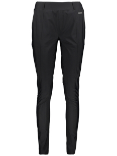 Zoso Broek 195 DYLAN WINTER TRAVEL TROUSER BLACK