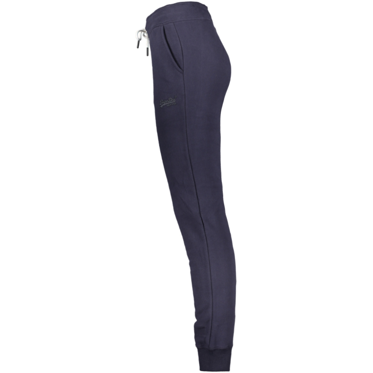 ol elite joggers w7000014a superdry broek french navy