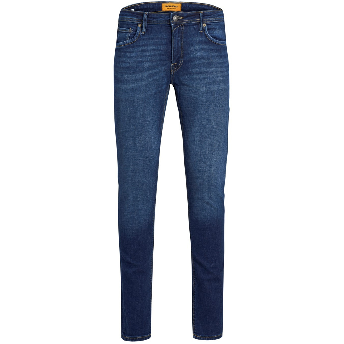jjiglenn jjfelix am 889 50sps lid n 12160105 jack & jones jeans blue denim