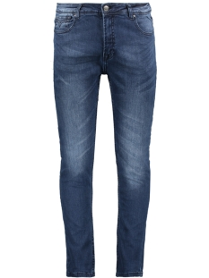Haze & Finn Jeans DENIM SUNRISE SLIM MC 0502 MEDIUM WASH