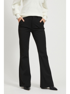 Object Broek OBJINA HW FLARED LISA PANT A PA 23031623 Black