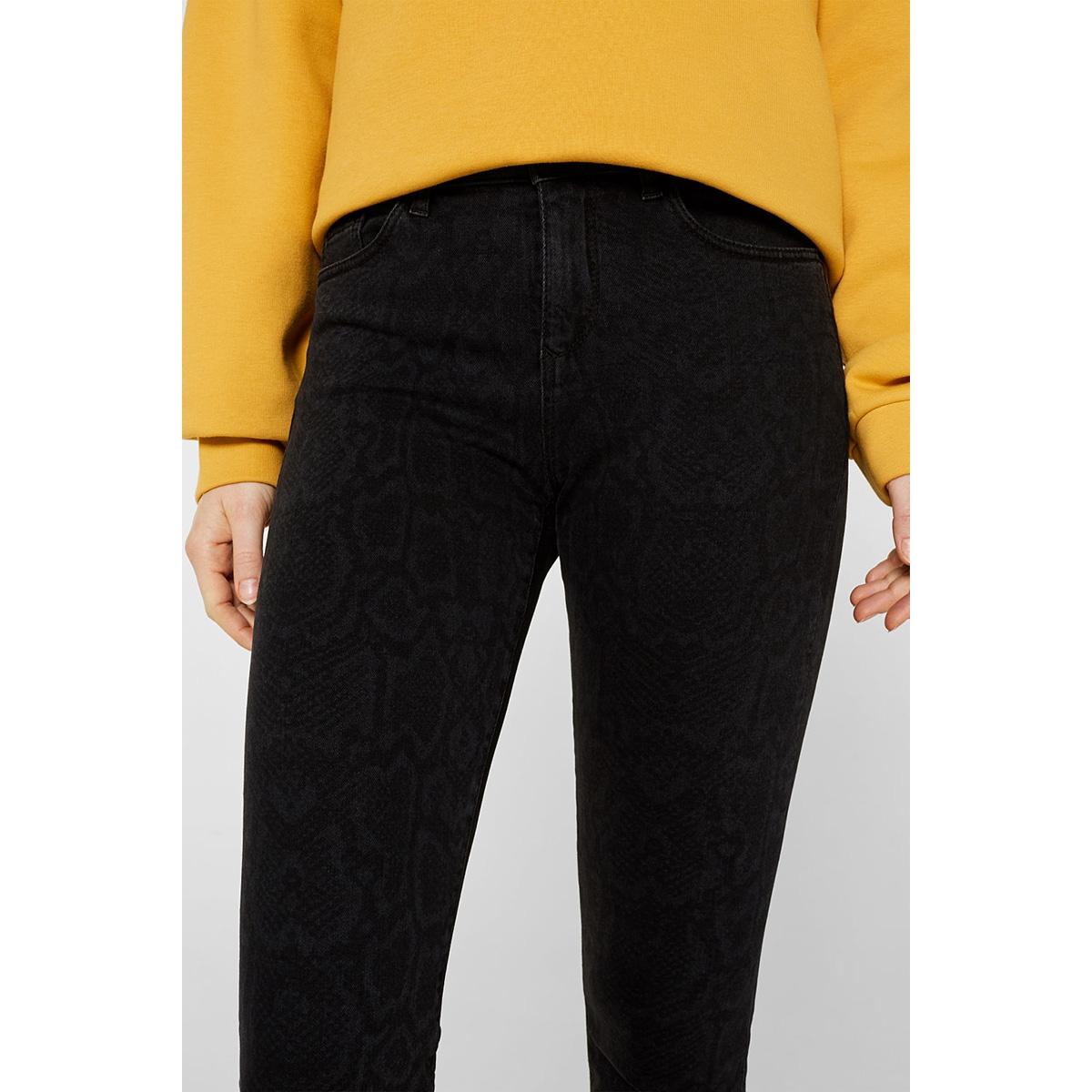 stretchjeans met slangenprint 129ee1b006 esprit jeans e911