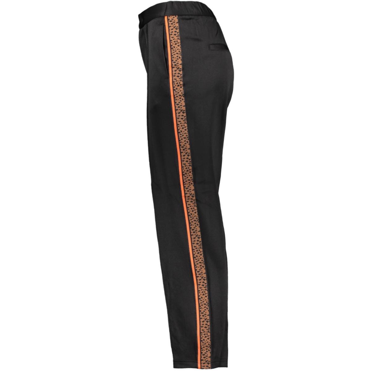broek met sportieve streep 1016341xx71 tom tailor broek 14482