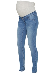 Mama-Licious Positie broek MLSARNIA SLIM JEANS A. 20010507 Medium Blue Denim