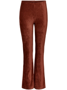 Jacqueline de Yong Broek JDYCAMILLE FLARE PANT JRS EXP 15197899 Smoked Paprika