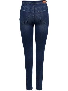 onlida life midwaist sk  bb rea1403 15200940 only jeans dark blue denim