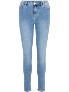 pckamelia skn mw ank lb143-vi/noos 17102090 pieces jeans light blue denim