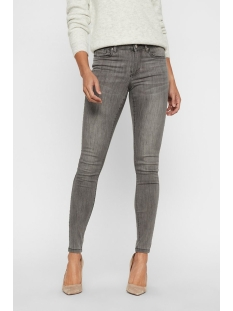 Vero Moda Jeans VMTANYA MR S PIPING JEANS VI205 NOO 10225233 Light Grey Denim