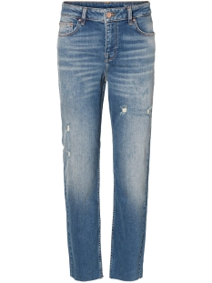 nmjenna nw straight ankle jeans ki0 27009765 noisy may jeans medium blue denim