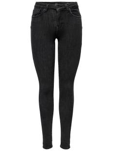Only Jeans ONLPOWER MID PUSH UP SK JEA REA3722 NOOS 15169896 Medium Grey Denim