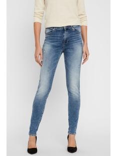 Vero Moda Jeans VMTERESA MR SKINNY BREAKS JEANS RI3 10228318 Medium Blue Denim