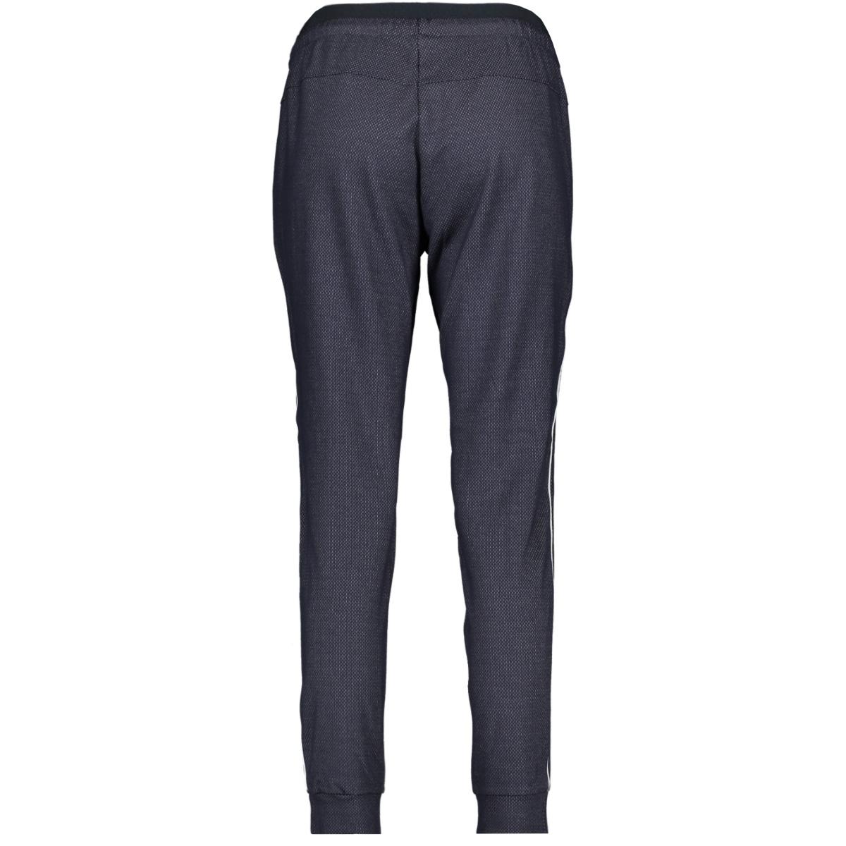 loosefit broek met ritsen 1016552xx70 tom tailor broek 21461