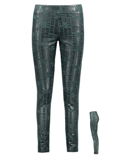 Zoso Legging TRANCE PRINTED TIGHT PANT 195 FOREST